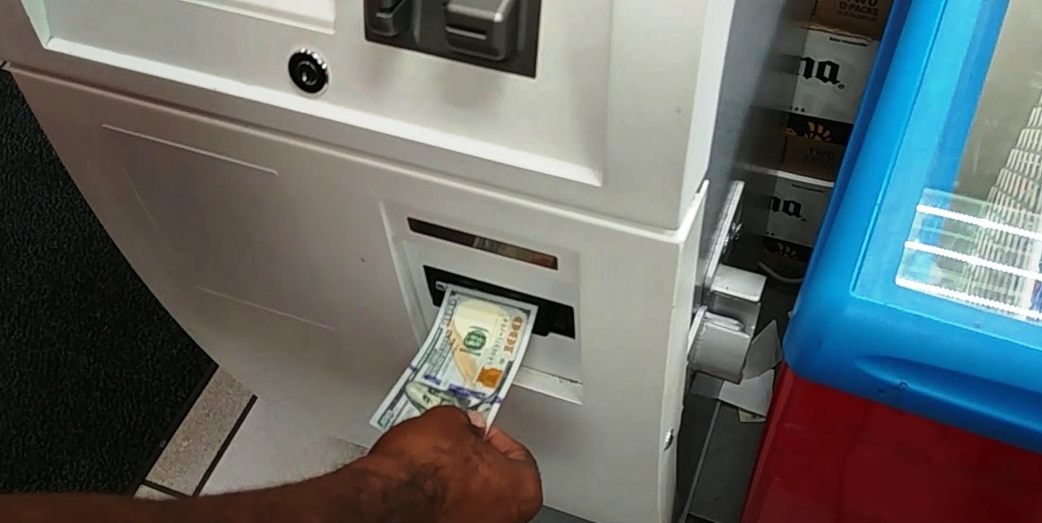 How To Deposit Money In Bitcoin ATM