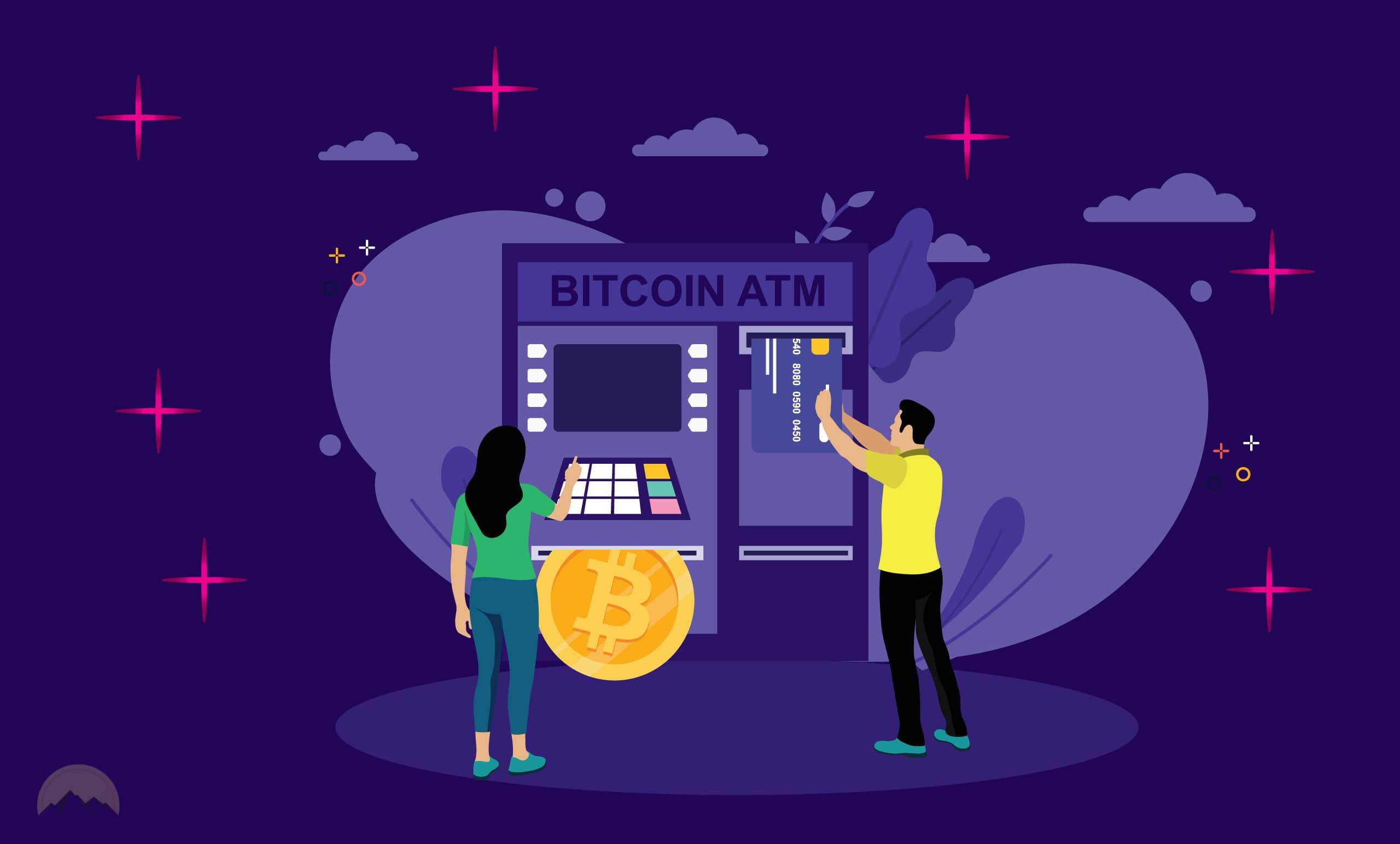 How Do I Use A Bitcoin ATM With A Debit Card?