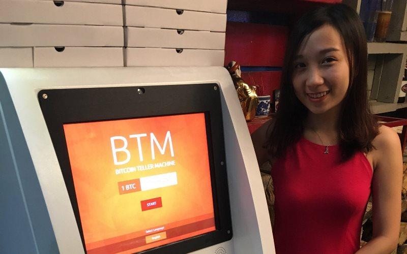 Bitcoin ATM Services