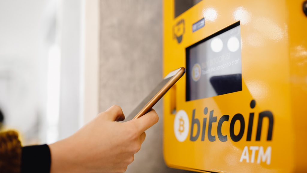 How A Bitcoin ATM Works